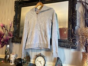 Women's Juicy Couture Grey Hoodie Size L