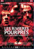 DVD Les Rivières Pourpres Mathieu Kassovitz Occasion