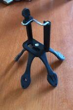 Gekko Tripod flexible Stativhalterung für Smartphones Selfie Halterung  Schwarz