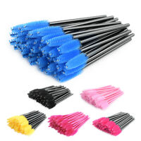 Disposable Eyelash Mascara Brushes Wands Applicator Makeup Brush Tools 50Pcs 00
