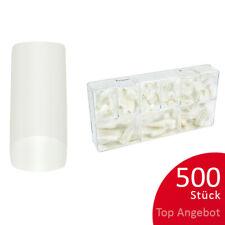 500St. Tipbox BETA Tipkasten Nageltips künstliche Fingernägel natur NAILS