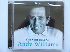ANDY WILLIAMS - THE VERY BEST OF (NEW SEALED CD)