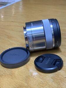 Sony SEL30M35 E-Mount Macro Lens