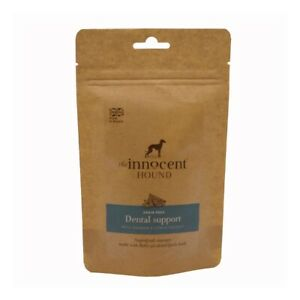 The Innocent Hound Dental Support Sausage Treats - 5 Treat Pack