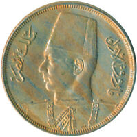 1938 / 10 MILLIMES - EGYPT - COLLECTIBLE COIN    #WT4987