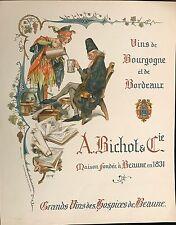 """HEROUARD """"VINS DE BOURGOGNE ET DE BORDEAUX"""""""
