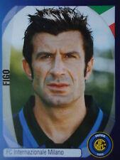 Panini 172 Figo FC Internazionale UEFA CL 2007/08