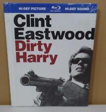 Dirty Harry [Digi Book Packaging] (Blu-ray Used Very Good) BLU-RAY/WS OOP