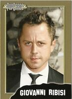 "GOLD CARD. Giovanni Ribisi  POPCARDZ #12 Trading Card. ""TED"" ""AVATAR"""