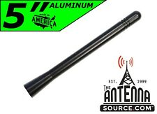 "**SHORT**  5"" ALUMINUM ANTENNA MAST - FITS: 1991-2002 Saturn SL series"