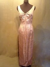 Formal Dress Vintage Evening wear Party Dress 1970's Long Formal Dress
