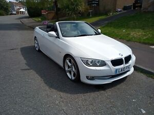 Bmw 3 series convertible 2.0d 177 2010 E93 LCI facelift model