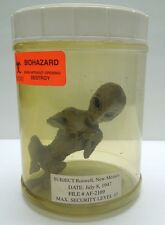 ALIEN FETUS Specimen In Lab Jar MAX SECURITY Roswell VERY LIMITED PRODUCTION