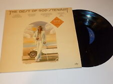 ROD STEWART - The Best Of Rod Stewart - 1976 UK 18-track double LP compilation