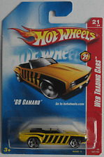Hot Wheels - ´69 / 1969 Chevy Camaro Cabrio gelb Neu/OVP US-Card