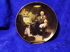 Norman Rockwell's Grandpa's Treasure Chest Factory Box
