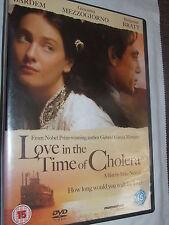 LOVE IN THE TIME OF CHOLERA Javier Bardem, Benjamin Bratt, DVD