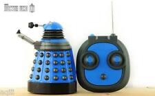 Doctor Who Classic Action Figure Blue Remote Control Dalek RC Drone Radio New
