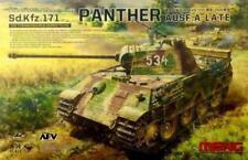 Meng-Model Sd.Kfz.171 Panther Ausf.A Late Panzer Tank 1:35 Bausatz Kit TS-035