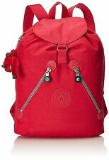 Kipling Fundamental Backpack Rucksack Bag ** Colour: Flamboyant Pink **