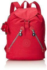 Kipling fundamental mochila bolsa color vistoso Rosa