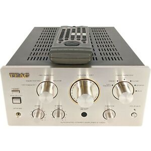 TEAC A H-300 Reference Series Stereo Integrated Amplifier Hi-Fi Separates Remote
