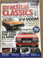 Practical Classics Magazine - November 2000 - XJ-S  Ford Cortina BMW 2002