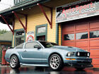 2005 Ford Mustang V6 Deluxe Coupe 2005 Ford Mustang V6 Deluxe Coupe 110660 Miles Blue Coupe 4.0L V6 SOHC 12V Autom