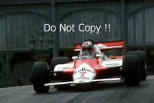 John Watson McLaren MP4B Monaco Grand Prix 1982 Photograph 1
