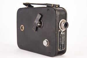 Vintage Kodak Cine Eight Model 20 Motion Picture Camera with Lens TESTED V11