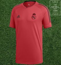 adidas Real Madrid Training Shirt - Train Jersey / Top - Mens - All Sizes