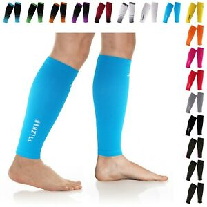 ⭐NEWZILL Compression Calf Sleeves(20-30mmHg) Unisex, No Fatigue,Swell |One PAIR⭐