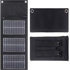Portable Folding Solar Panel 5V 1.5A USB Battery Charger Power Bank Generator