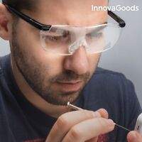 Vergrößerungsbrille Lupe ergonomisch Brille Lesebrille Arbeitsbrille