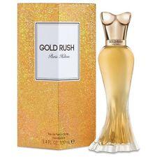 Gold Rush 3.4 oz-100ml Paris Hilton Eau De Parfum For Women New In Box Perfume