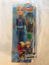 """DC Super Hero Girls Supergirl 12"""" Action Doll With Mission Gear NEW"""