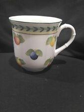 Lot of 10 Villeroy & Boch Mugs Cups French Garden (r360)
