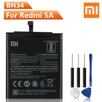 Authentic Replacement Battery BN34 For Xiaomi Mi Redmi 5A Batteries 3000mAh