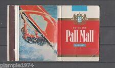 Pall Mall Surfing Matchbox Labels/Lucifer-Etiketten