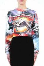 Moschino X Transformers Woman's Multicolor Sweatshirt