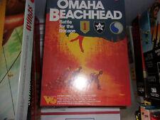 Omaha Beachhead - Victory/SPI/ASL - Shrinkwrapped