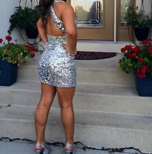 Sparkly Homecoming Dress Size 4