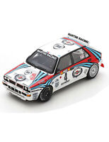Lancia Delta HF Integrale No.4 Winner Monte Carlo Rally (Didier Auriol - Bernard