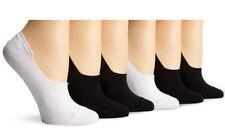 Calcetines de mujer de color principal negro de algodón