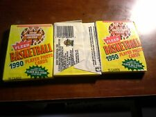 1990 Fleer Basketball Wax <<< 6 Packs>>> -- Fresh!!! Get the Jordan's Graded