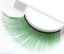 Colorful Thick Plus Long False Eyelash Costume Party Fashion Eye Lashes