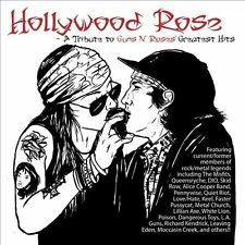 Various Artists - Hollywood Rose: Tribute To Guns N Roses [CD New]