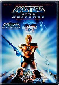 New DVD- MASTERS OF THE UNIVERSE - Dolph Lundgren, Frank Langella, Courteney Cox