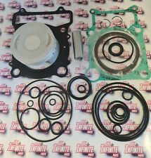 Piston 84.5mm & Gasket Top End Kit For Yamaha Grizzly 400 2007-2009