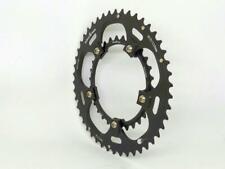 bikinGreen CNC Road 7075 Chainring 46/30T BCD 110mm 5 Bolts 9-11 Sp Cyclocross